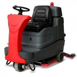 Electric Scrubber Driving Sitting 800mm