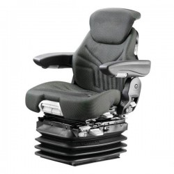 Grammer Maximum Dynamic seat for agricultural machinery
