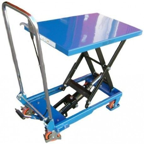 Manual lifting table 150kg to 720mm - Tymbia Solutions SL