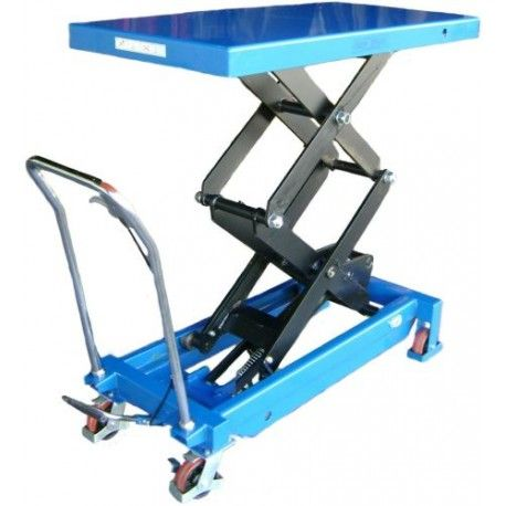 Manual lifting table 800kg to 1500mm - Tymbia Solutions SL