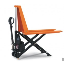 Electric scissor pallet truck 1500kg 1170x540mm