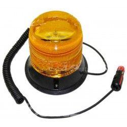 Faros y espejos de seguridad--Faro LED giratorio destellante magnético