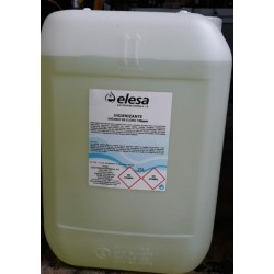 Carafe Disinfectant Gel - 25 Liters