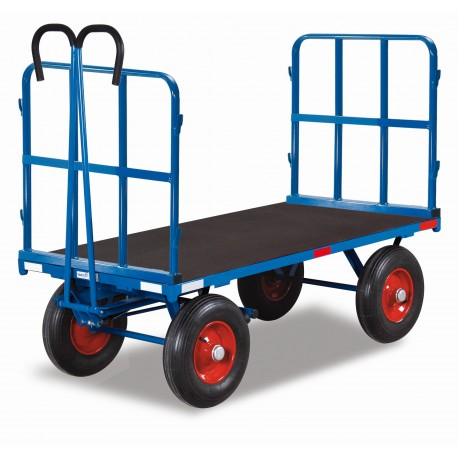 Plataformas Rodantes--Plataforma Rodante con Barandillas 1250kg