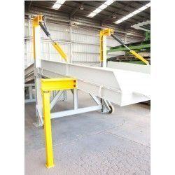 Standard Mobile Loading Ramp