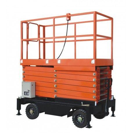 Plataformas Elevadoras Subepersonas-TYMBIA-Plataforma Elevadora de Tijera 6m-500kg
