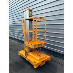 Plataforma Elevadora 10m-125kg