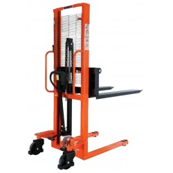 Apilador Manual 1500kg a 1600mm (Uñas Ajustables)