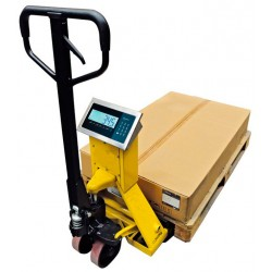 Weighing Pallet Truck with Advanced LCD Indicator