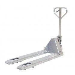 Transpaletas inox y galvanizadas--Transpaleta 1150x525mm (galvanizada)
