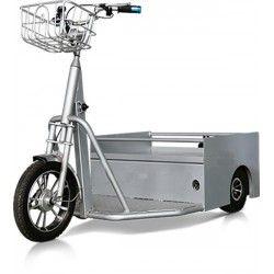 Arrastre de cargas--Vehículo de Arrastre 300kg
