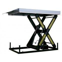 Mesas Eléctricas--Mesa Elevadora Eléctrica 5000kg a 2630mm de 2000x3000mm