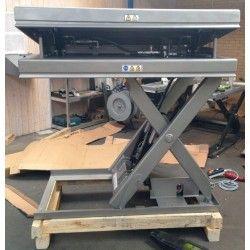 Mesas Eléctricas--Mesa Elevadora Eléctrica INOX 1000kg a 860mm de 1300x900mm