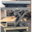 Electric Lift Table 1000kg INOX