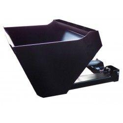Tolvas--Cuchara Hidráulica para Carretilla 420L