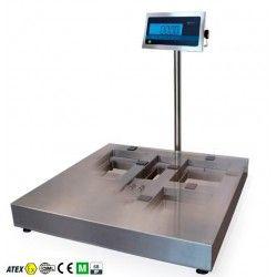 Báscula Monocélula de Pesaje Industrial ATEX
