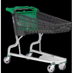 Supermercados y almacenes--Carro Supermercado PVC 110Litros