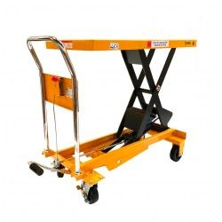 Table élévatrice manuelle 300kg à 920mm