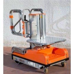 Plataformas--Plataforma Elevadora para Picking 200kg a 3m Elevación