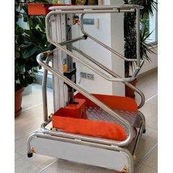 Plataforma Elevadora Picking 150kg a 1,93m Elevación