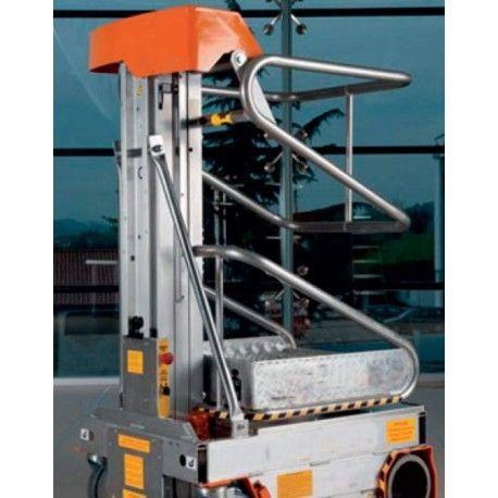 Plataforma Elevadora Pequeña 200kg a 3,1m Elevación