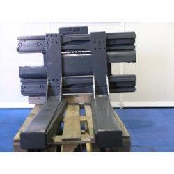 Implementos Reacondicionados--Pinzas para Bloques de Cemento FEM3A