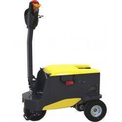 Arrastre de cargas--Tractor de arrastre eléctrico 1500kg
