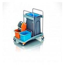 Barredoras y fregadoras--Carro de Limpieza Multiusos