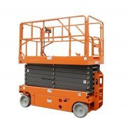 Plataforma Elevadora 300kg 10m (12m de trabajo)