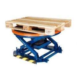 Positioning Table 2.000kg