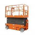 Plataforma Elevadora Eléctrica 8m-300kg (mando de control desde arriba)