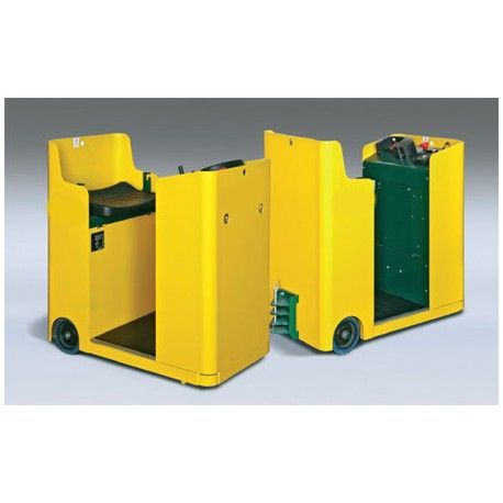 Arrastre de cargas--Vehículo de arrastre eléctrico 2.000kg