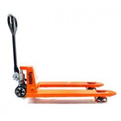 Transpaleta Manual 1150x550mm, 2500kg ruedas de goma