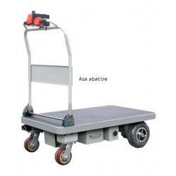 Plataformas Rodantes--Plataforma Autopropulsada 500kg (Mango abatible)