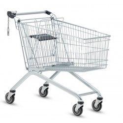 Supermercados y almacenes--Carro Supermercado (de 75 a 240L)