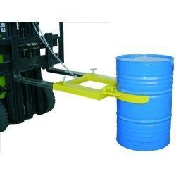 Vertical Drum Clamp Implement