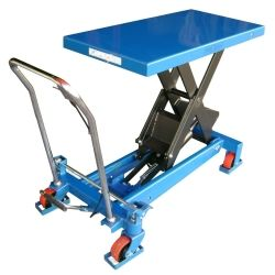 Manual lifting table 1000kg to 980mm