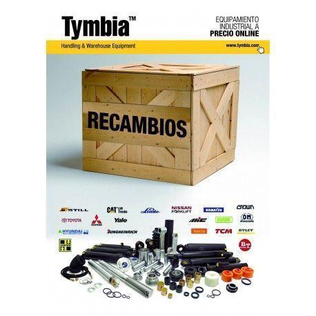 Catálogo de Recambios Tymbia 2013