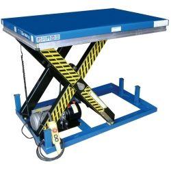 Mesa Elevadora Eléctrica 1000kg a 1000mm