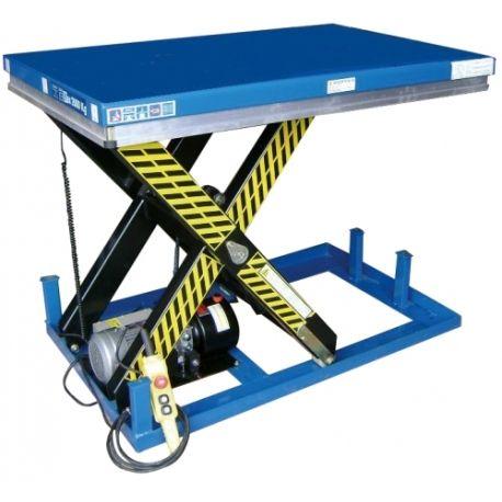 Mesas Eléctricas--Mesa Elevadora Eléctrica 1000kg a 1000mm