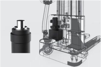 Bomba hidráulica del apilador - alta calidad